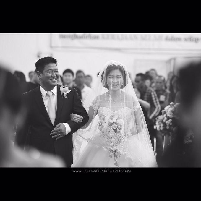 Wedding Palembang by Noveo Alexander Professional Makeup Artist - 002