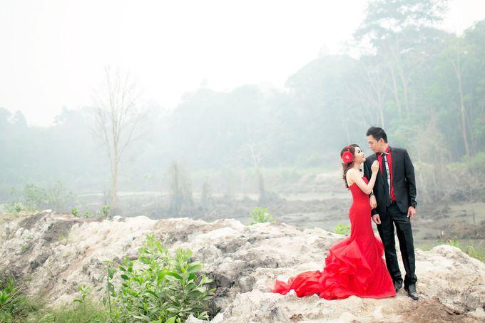 Prewedding Adi & Wulan by Aldea Photography - 007