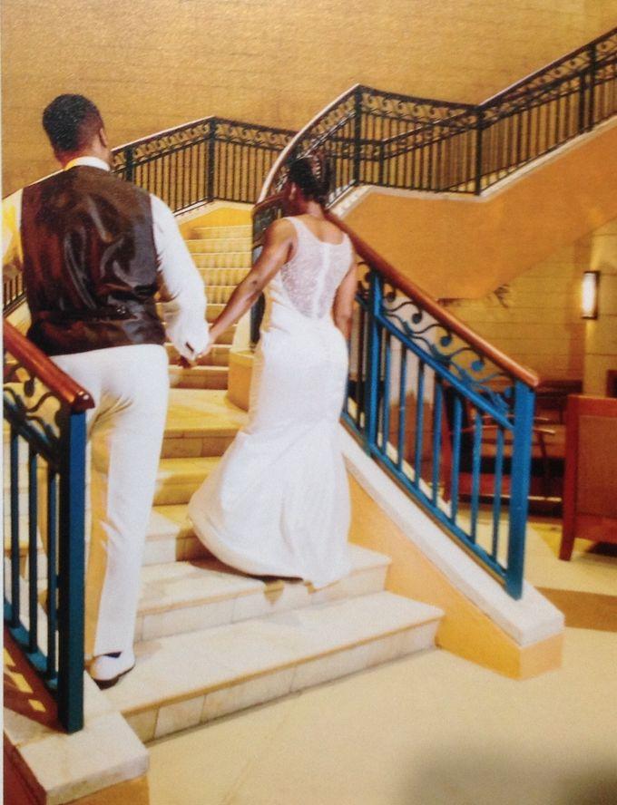 Taylor Beach Wedding by Plan-it Jaxe - 009