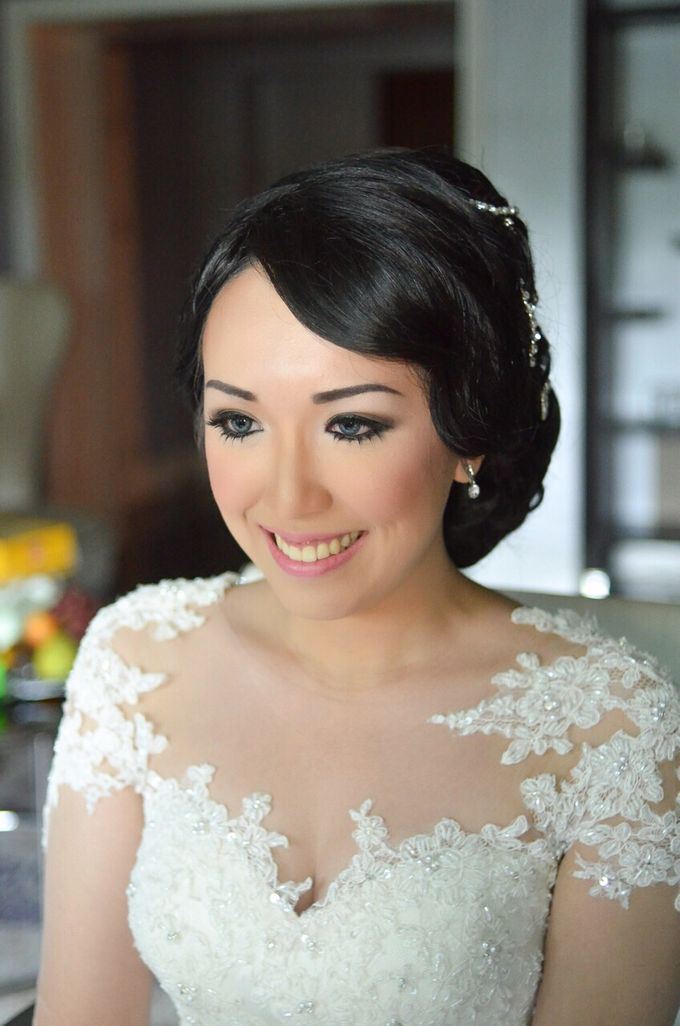 Bridal Make Up by Mimi kwok makeup artist - 029