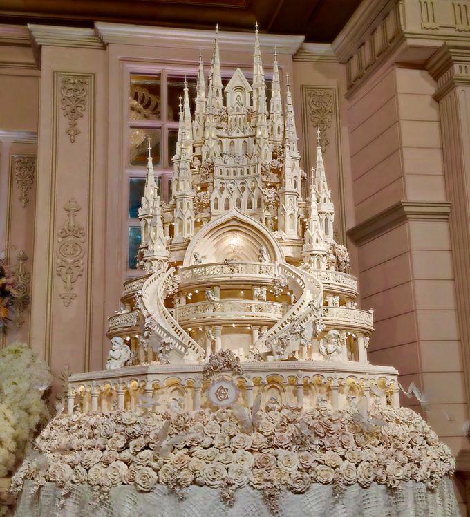 Masterpiece and Signature Wedding Cakes by LeNovelle Cake - 009