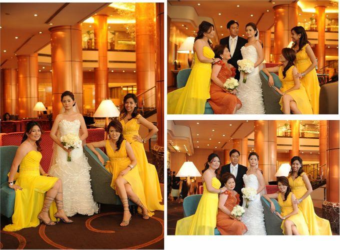 Christian & Criscel Wedding by Stylistique.com - 006