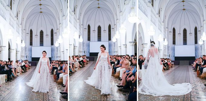 Fashion show at Chijmes by Rebecca Caroline - 002