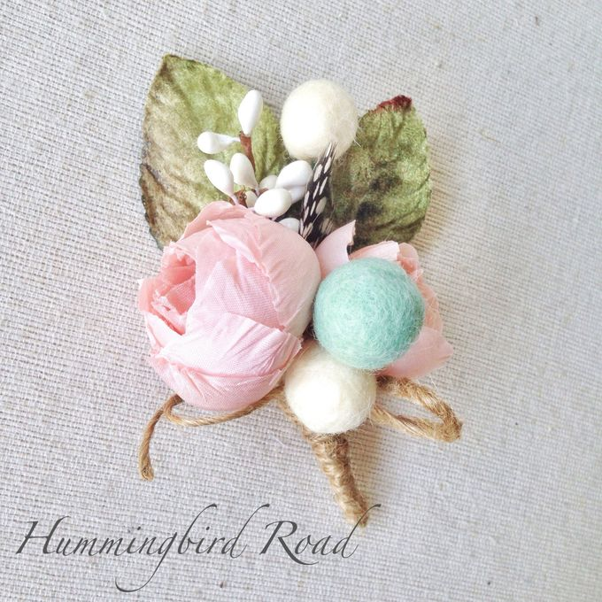 Corsages and Boutonnieres by Hummingbird Road - 003
