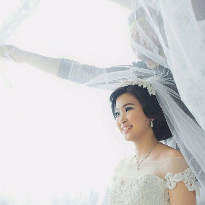 Wedding Palembang by Noveo Alexander Professional Makeup Artist - 010