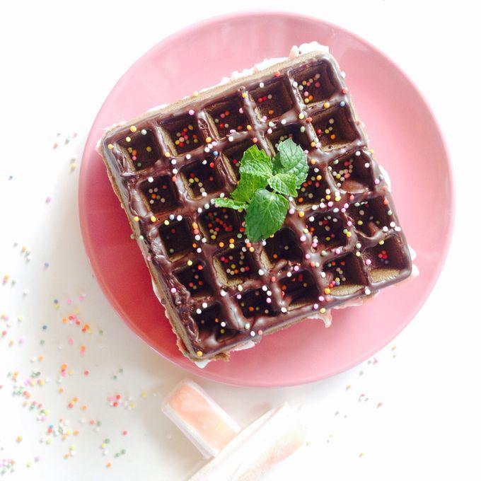 Chocolate Waffle by Apeatit - 002