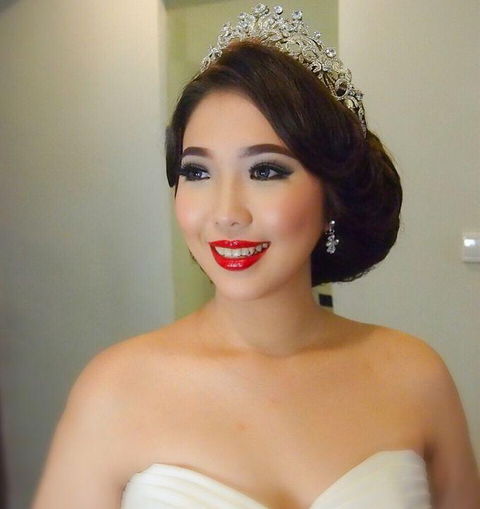 Wedding Jakarta by Noveo Alexander Professional Makeup Artist - 008