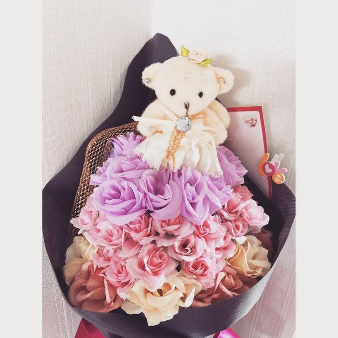 Artificial flower by Love Flower - 003