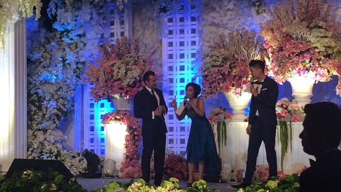 Wedding in Shangrila Surabaya by Tarik The Tenor ( The Luxury Entertainment ) - 003