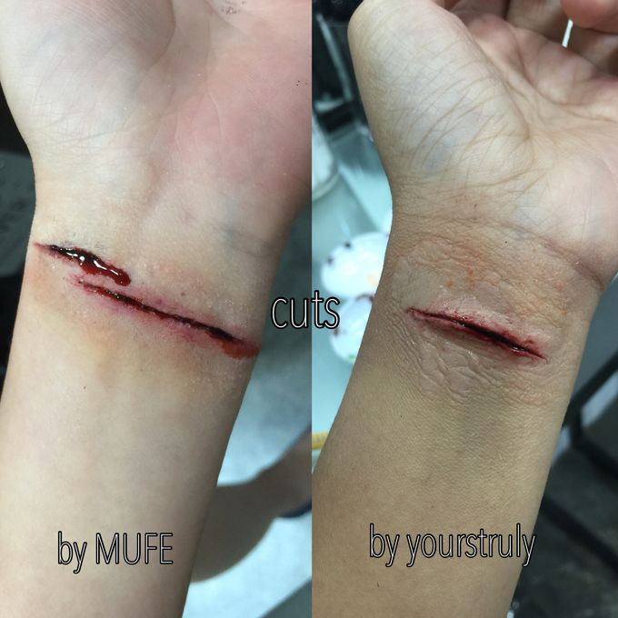 Special Effect Workshop with MUFE by Andriana Jamil - 005