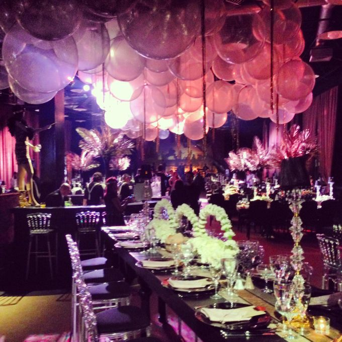 The Great Gatsby by d'lara Chocolate and Events - 002