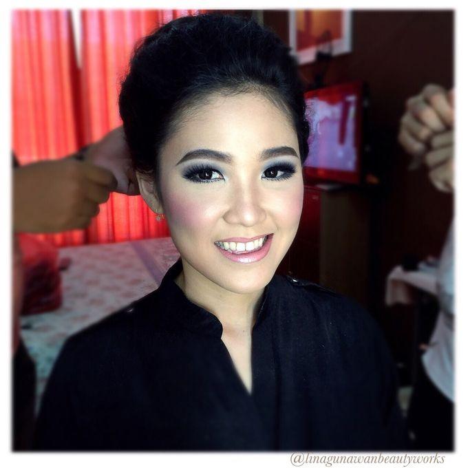 WeddingMakeup by Lina Gunawan MakeUpArtist - 016