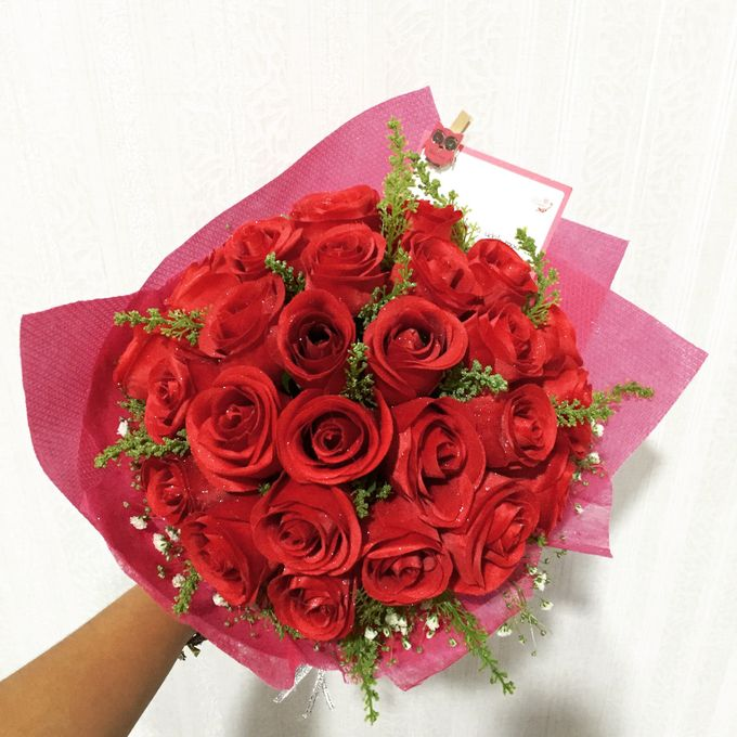 Artificial flower by Love Flower - 008