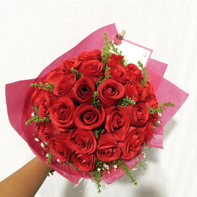 Artificial flower by Love Flower - 008