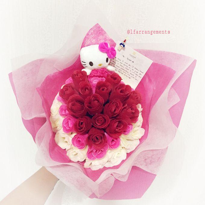 Artificial flower by Love Flower - 014
