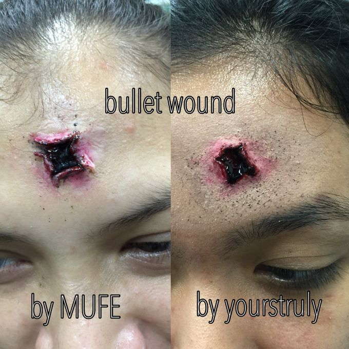 Special Effect Workshop with MUFE by Andriana Jamil - 012