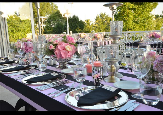 Stripes in Pink by d'lara Chocolate and Events - 014