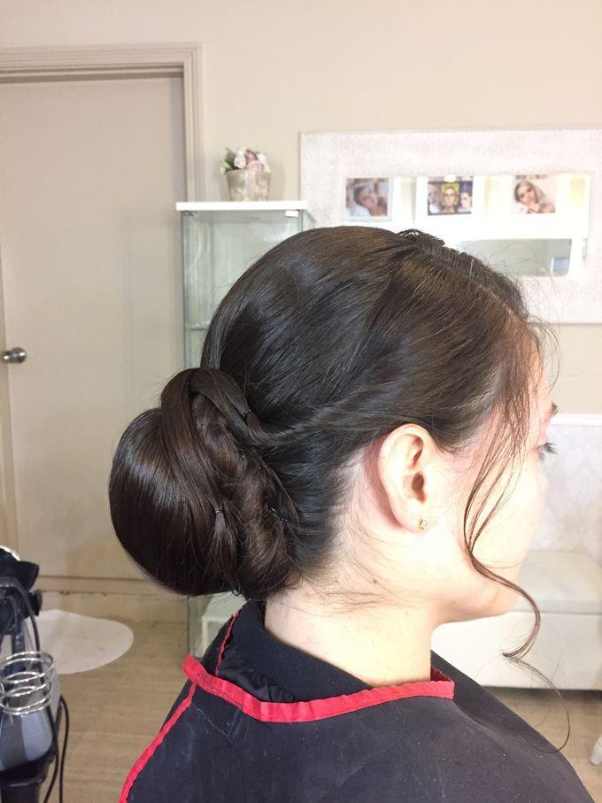Wedding   Hair Styling by Felicia Sarwono Makeup Art - 027