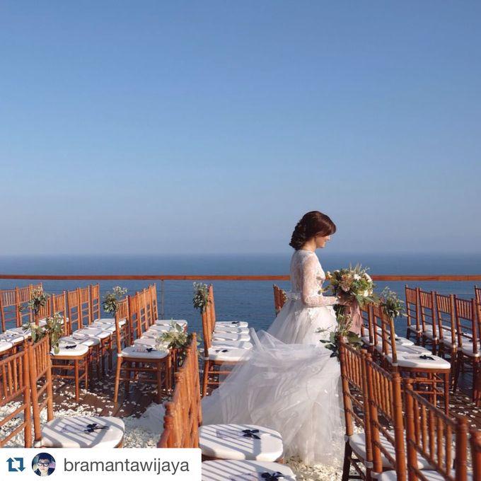 Jeffry & Gaby Wedding by Bramanta Wijaya Sposa - 007