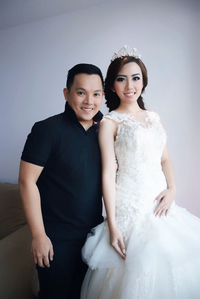 Benny and Sheren by Vidi Daniel Makeup Artist managed by Andreas Zhu - 006