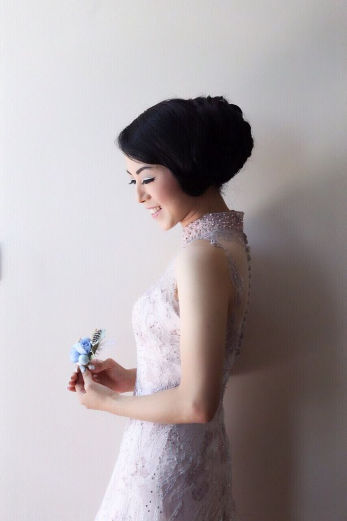 Bridal Make Up by Mimi kwok makeup artist - 033
