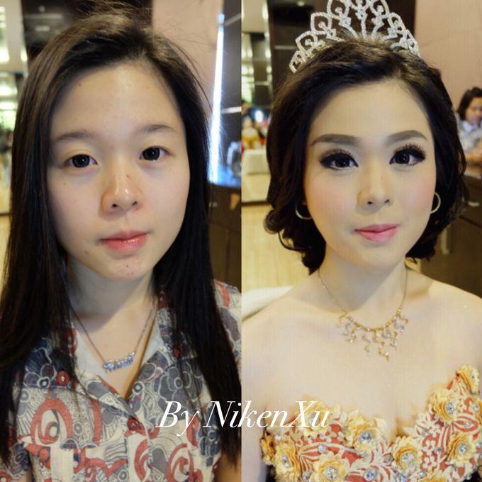Wedding Makeup by Niken Xu Makeup Artist - 018