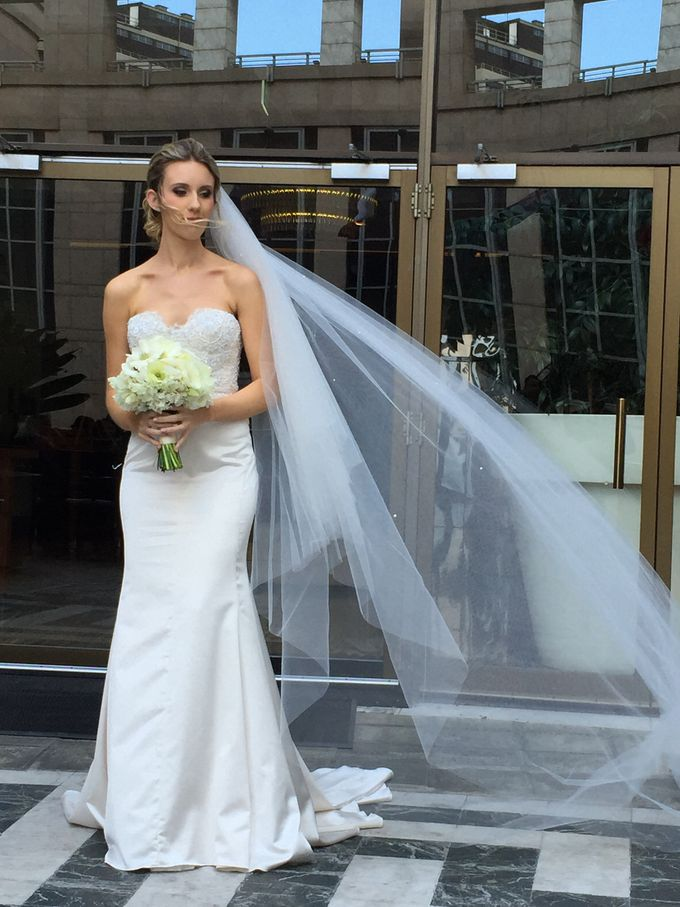 Wedding | Sofitel Wentworth by Felicia Sarwono Makeup Art - 030