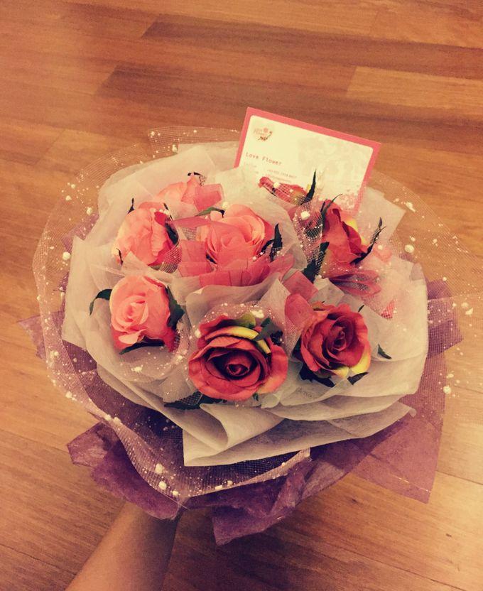 Artificial flower by Love Flower - 010