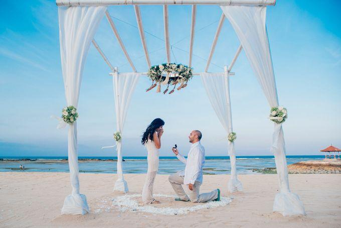 Raffi and Armash Engagement by Sofitel Bali Nusa Dua Beach Resort - 001