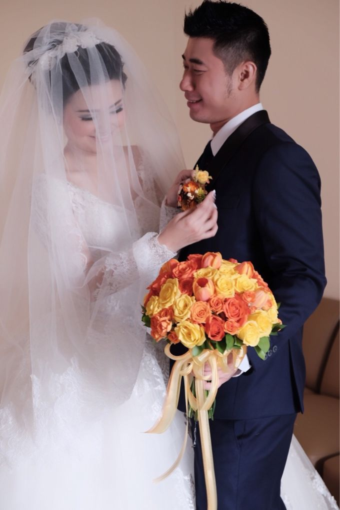 Alvin and Kristy by Vidi Daniel Makeup Artist managed by Andreas Zhu - 007