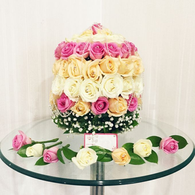 Flower  cake by Love Flower - 002