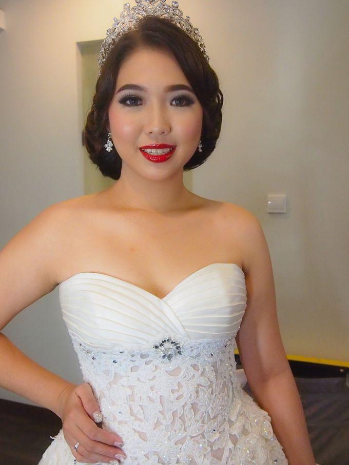 Wedding Jakarta by Noveo Alexander Professional Makeup Artist - 007