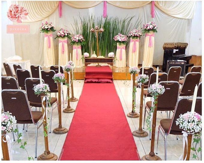 Decoration by Pivoine Flower Shop - 001