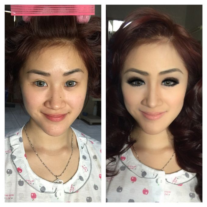Bride to be by Vidi Daniel Makeup Artist managed by Andreas Zhu - 013