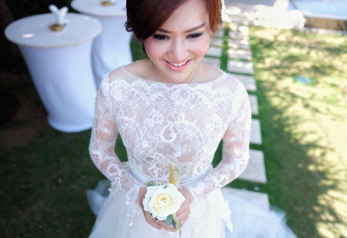 Jeffry & Gaby Wedding by Bramanta Wijaya Sposa - 004