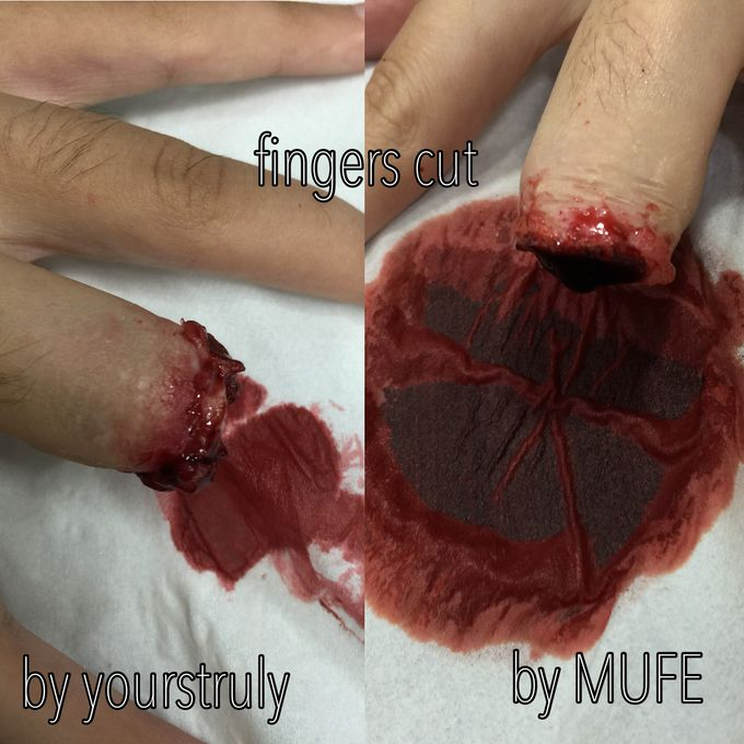 Special Effect Workshop with MUFE by Andriana Jamil - 007