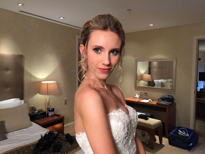 Wedding | Sofitel Wentworth by Felicia Sarwono Makeup Art - 050