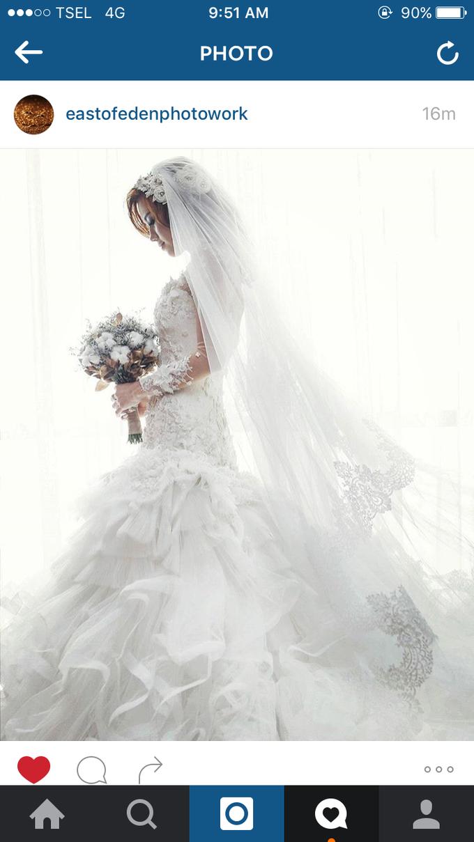 Wedding Makeup by Niken Xu Makeup Artist - 009