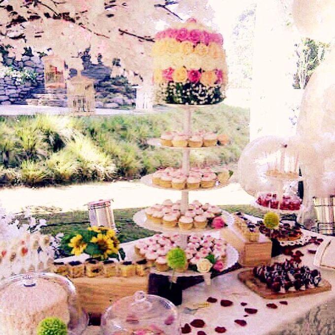 Flower  cake by Love Flower - 001