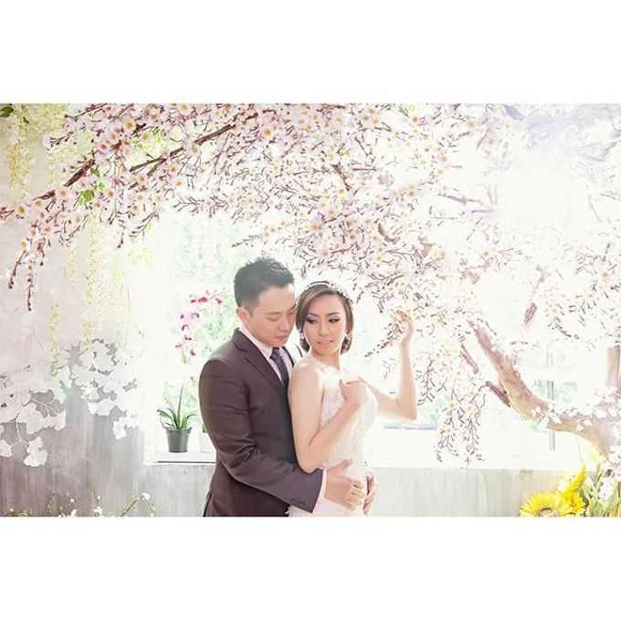 Benny and Sheren by Vidi Daniel Makeup Artist managed by Andreas Zhu - 007