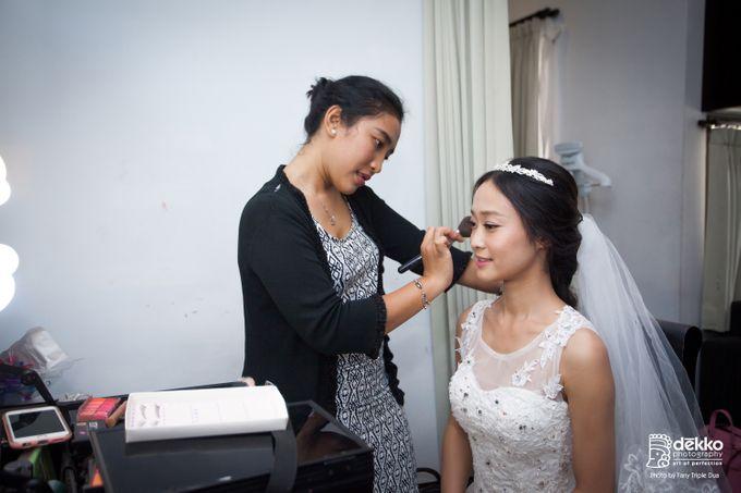 Bridal makeup for asian bride by Endrye MakeupArt - 005