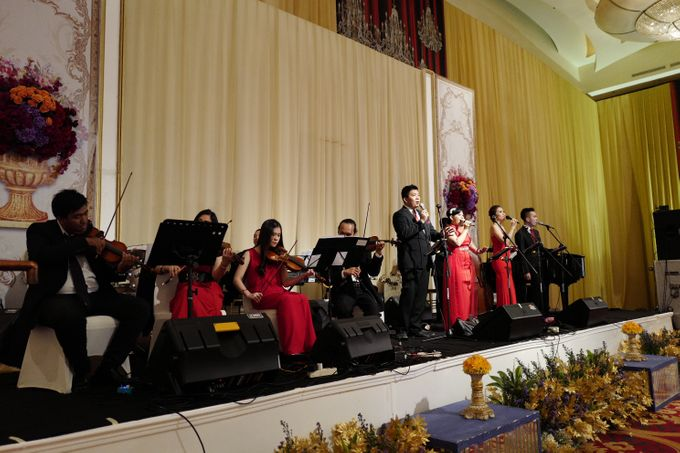 Andy & Katherine Wedding by Nico Santoso Entertainment - 010