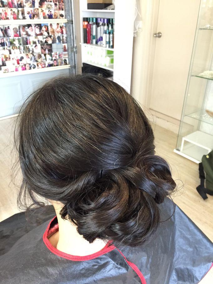 Wedding   Hair Styling by Felicia Sarwono Makeup Art - 023