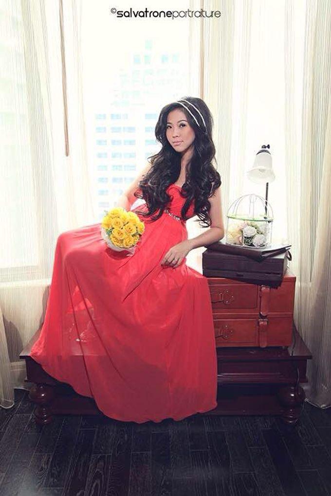 Prewedding by Noveo Alexander Professional Makeup Artist - 003