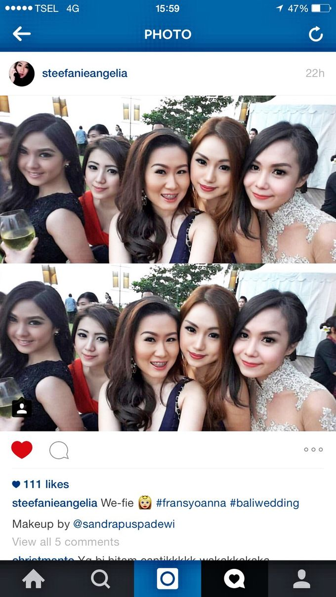 Wedding Guest Makeup by W Bali - Seminyak - 003