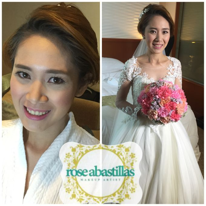My Brides  by Makeup By Rose Abastillas - 002