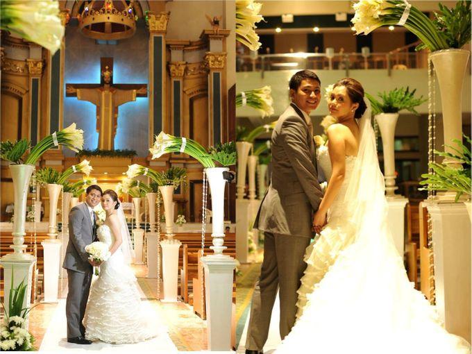 Christian & Criscel Wedding by Stylistique.com - 002