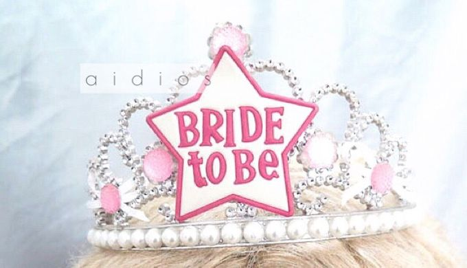 152d9e3b43a4 Add To Board Bridal Shower Tiara with Veil by AIDIOS - 002
