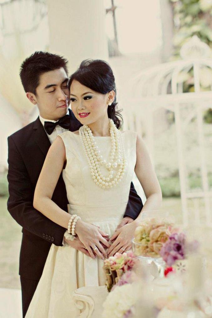 Prewedding Raycent & Lina by Noveo Alexander Professional Makeup Artist - 006