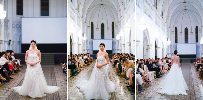 Fashion show at Chijmes by Rebecca Caroline - 007